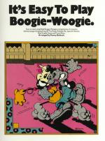 It's Easy To Play Boogie-Woogie Sheet Music
