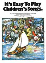 It's Easy To Play Children's Songs Sheet Music