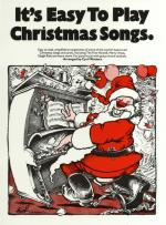 It's Easy To Play Christmas Songs Sheet Music