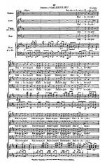 G.F. Handel: Hallelujah Chorus (Original Octavo Edition) Sheet Music