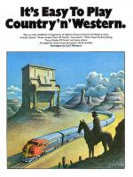 It's Easy To Play Country 'n' Western Sheet Music