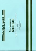 Langgaard: Messis (1st Evening- Messis) From Organ Drama In Three Evenings Sheet Music