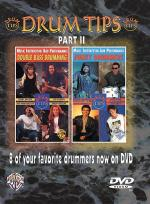 Drum Tips: Part 2 DVD Sheet Music