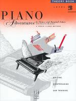 Piano Adventures Theory Book, Level 2B Sheet Music