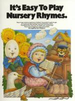 It's Easy To Play Nursery Rhymes Sheet Music