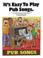 It's Easy To Play Pub Songs Sheet Music