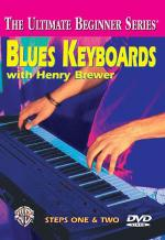 Ultimate Beginner: Blues Keyboards Steps One And Two(DVD) Sheet Music
