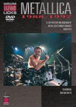 Legendary Drum Licks: Metallica 1988-1997 (DVD) Sheet Music