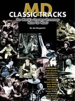 Joe Bergamini: MD Classic Tracks Sheet Music