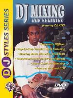 DJ Mixing And Remixing: Featuring DJ KNS (DVD) Sheet Music