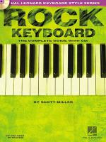 Rock Keyboard Sheet Music