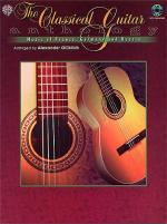 The Classical Guitar Anthology: Music of France, Germany and Russia Sheet Music