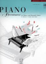 Piano Adventures Level 3A - Lesson Book Sheet Music
