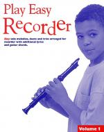 Play Easy Recorder Volume 1 Sheet Music