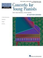 Composer Showcase: Matthew Edwards - Concerto For Young Pianists Sheet Music