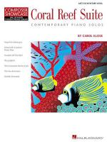 Composer Showcase: Carol Klose - Coral Reef Suite Sheet Music