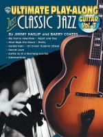 Ultimate Play-Along Just Classic Jazz: Guitar Vol. 3 Sheet Music