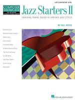 Composer Showcase: Bill Boyd - Jazz Starters II Sheet Music
