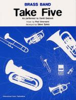 Brass Band: Take Five (As Performed By Dave Brubeck) Sheet Music