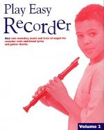 Play Easy Recorder Volume 2 Sheet Music