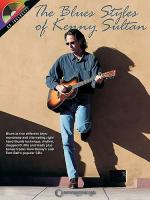 Blues Styles Of Kenny Sultan (Book/CD) Sheet Music