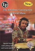 The Rhythmic Construction Of World Music DVD Sheet Music