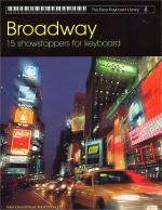 The Easy Keyboard Library: Broadway Sheet Music