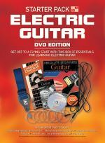 In A Box Starter Pack: Electric Guitar (DVD Edition) Sheet Music