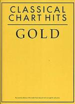 Classical Chart Hits Gold Sheet Music