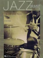 Jazz Drumset Solos: 7 Contemporary Pieces Sheet Music