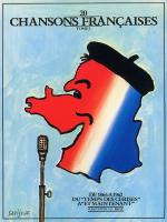 20 Chansons Francaises: Book 1 Sheet Music