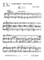 Franz Schubert (Arr. John Foulds): Fantasie (Piano Score/Parts) Sheet Music