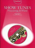 Guest Spot: Showtunes Playalong For Flute Sheet Music