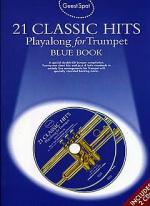 Guest Spot: 21 Classic Hits Playalong For Trumpet - Blue Book Sheet Music