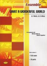Bob Thiele/George Weiss:  What A Wonderful World (Score/Parts) Sheet Music
