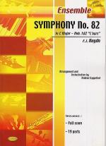 Symphony No.82 In C Major 'L'Ours' (Score/Parts) Sheet Music
