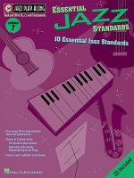 Jazz Play Along: Volume 7 - Essential Jazz Standards Sheet Music