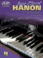 Musicians Institute: Jazz Chord Hanon Sheet Music
