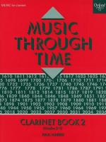 Music Through Time: Clarinet Book 2 Sheet Music