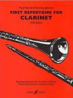 First Repertoire For Clarinet Sheet Music
