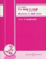 Way To Rock - Flute Sheet Music