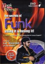 The Secrets Of Funk: Using It And Fusing It! (DVD) Sheet Music