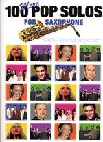 100 More Pop Solos For Saxophone Sheet Music