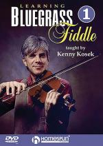 Learning Bluegrass Fiddle Volume 1 Sheet Music