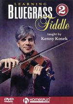 Learning Bluegrass Fiddle Volume 2 Sheet Music