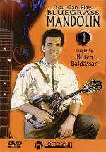 You can Play Bluegrass Mandolin Volume 1 Sheet Music
