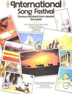 International Song Festival Volume 2 Sheet Music
