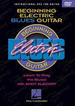 Beginning Electric Blues Guitar: Instructional DVD For Guitar Sheet Music