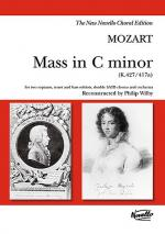 W.A. Mozart: Mass In C Minor K.427/417a (Vocal Score 2004 Edition) Sheet Music