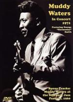 Muddy Waters In Concert 1971 DVD Sheet Music